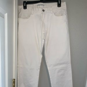 Slim Fit Calvin Klein Pants